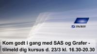 Kom godt i gang med SAS og Grafer