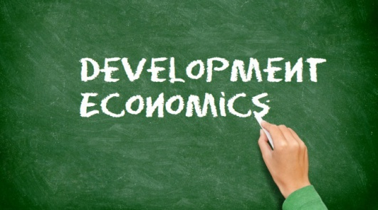 Hvorfor Development Economics?