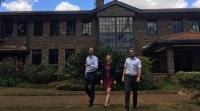 KosmoPolit: Praktik i Kenya
