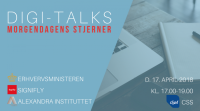 Digi-Talks: Morgendagens stjerner
