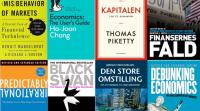 KP anbefaler: 10 bøger der vil ændre dit syn på økonomi