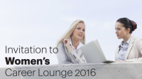 Invitation to A.T. Kearney Nordic Women's Career Lounge