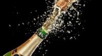 Hvor blev champagnen af?
