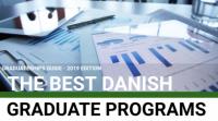 2019 Graduate Program Guide