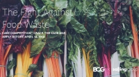 Crack the Case – The Fight Against Food Waste