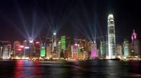 Polit tager til Hongkong