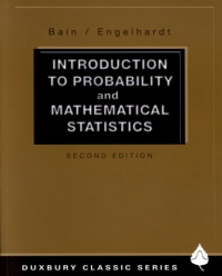 Introduction to Probability and Mathematical Statistics af Lee J. Bain og Max Engelhardt