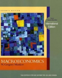 Macroeconomics (International) af N. Gregory Mankiw