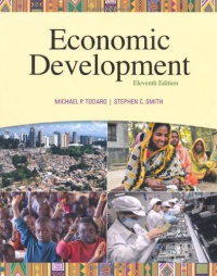 Economic Development af Michael P. Todaro, Stephen C. Smith