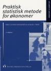 Praktisk statistisk metode for økonomer af Per Ulstrup Johansen og Mikael Trier