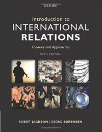Introduction to International Relations: Theories and Approaches af Robert Jackson