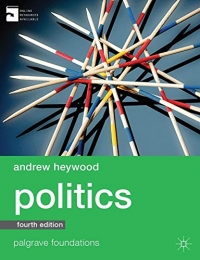 Politics (Palgrave Foundations Series) af Andrew Heywood