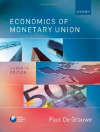 Economics of Monetary Union af Paul De Grauwe