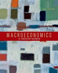 Macroeconomics af N. Gregory Mankiw