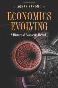 Economics Evolving: A History of Economic Thought af Agnar Sandmo