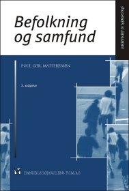 Befolkning og samfund af Poul Chr. Matthiessen