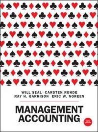 Management Accounting af Will Seal og Carsten Rohde