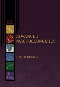 Advanced Macroeconomics af David Romer
