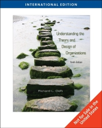 Understanding the Theory and Design of Organizations af DAFT