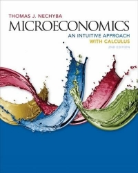 Microeconomics: An Intuitive Approach with Calculus af Thomas Nechyba