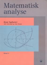 Matematisk analyse - Bind 2 af Knut Sydsæter