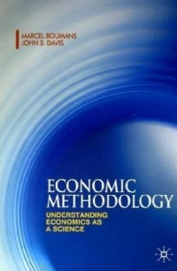 Economic Methodology: Understanding Economics as a Science af Dr Marcel Boumans og Professor John Davis