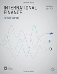 International finance af Keith Pilbeam