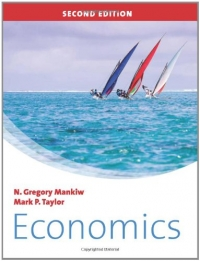 Economics af Mark P. Taylor og N. Gregory Mankiw