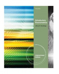 Introductory Econometrics: A Modern Approach af Jeffrey M. Wooldridge