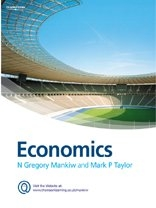 Economics af N. Gregory Mankiw og Mark P. Taylor