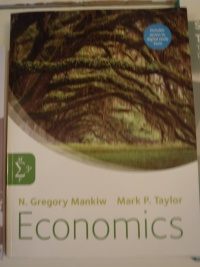 Economics af N. Gregory Mankiw, Mark P. Taylor